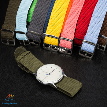 Custom 패션 (High) 저 (Quality Nylon perlon watch strap