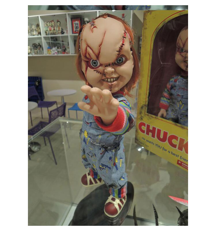Hot Sale Factory Chucky Doll