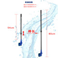 Aquarium plant fork/fish net/ gravel rake/aquarium algae caraper /aquarium tank cleaner with telescopic long-handled