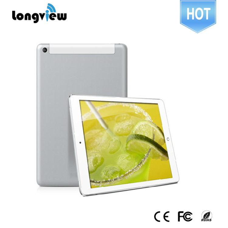 <strong>10</strong>.1 inch <strong>G</strong>+<strong>G</strong> touch panel Android 3G Quad Core Tablet PC