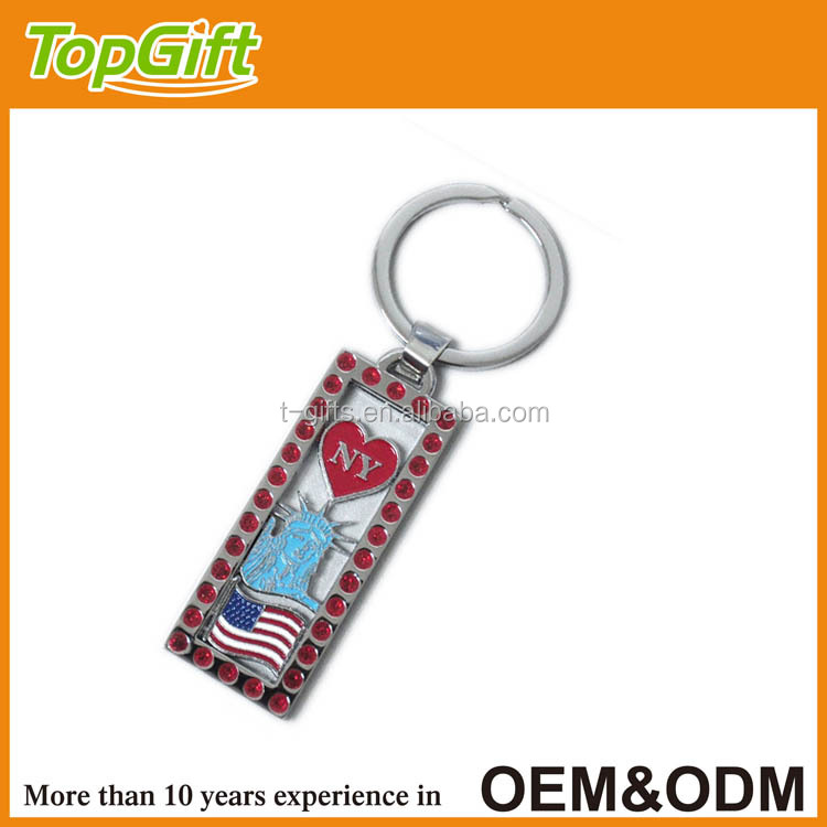 I love New York souvenir keychain for wholesales