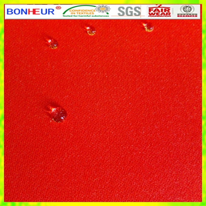DISCOUNThi vis WR poly/cotton fabric for uniforms(SPC300)