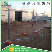 Australia standard removable chain link fence temporary chainwire fencing