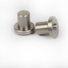 High precision metal cnc turning parts for gun silencers