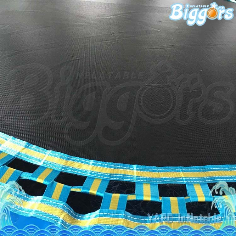12ft Cheap Inflatable Water Trampolines Jump Trampoline For Ocean