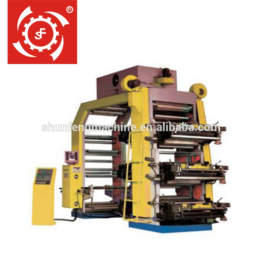 China supplier wholesale flexo paper printing press machine