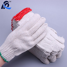 Wholesale Cheap Wear-Resistant Cotton Yarn Knitted Working Protection Gloves for Industrial