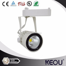 High Quality High Lumen European Type 30W Removable Led Track Lights