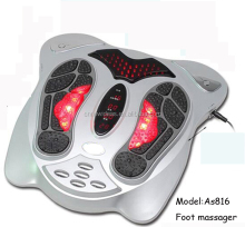 Butterfly Blood Circulation Massager Acupuncture electric stimulation Foot massager