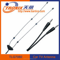 Hot sale car radio antenna tv booster