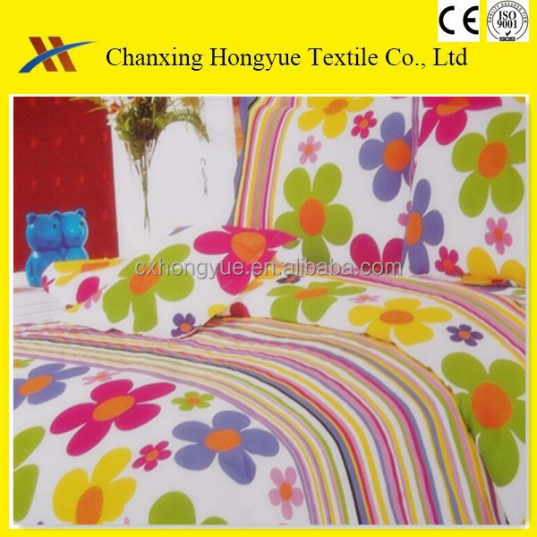 high quality 100%polyester brushed fabric for home textile printing fabric for mattress cover,bedding