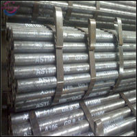black steel seamless/stainless tube/pipe ASTMA106/ASTM A1045