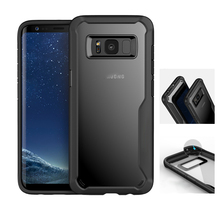 Amazon Top Selling PC TPU Hybrid Mobile Phone <strong>Case</strong> For Samsung Galaxy S8