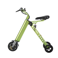 2016 Unique Designed Easy Electric Folding Bike/Bicycle Ebike