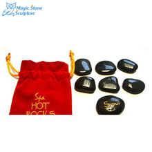 Face Massage Electric Hot Stone
