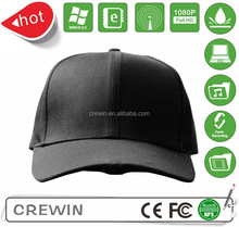 Baseball Cap Hat Hidden Spy Camera DVR Mini Camcorder Recorder with remote Controller NO wifi