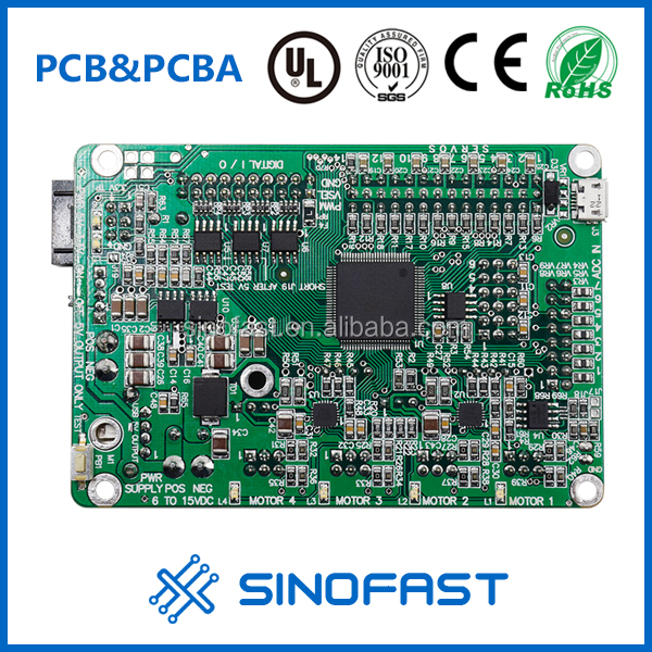 Custom electric service, oem tablet pcb board/hover board in shenzhen