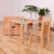 Cubby Plan LMMS-015 Popular Child Furniture Kindergarten Furniture Wooden Kid Table and Chair
