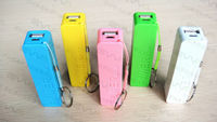 2200mAh Portable Perfume Power Bank Charger for Smartphone