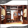 Goteborg wooden bedroom furniture PVC wardrobe