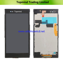Hot sell lcd panel for Sony Z LCD, for Sony Xperia Z Ultra XL39h LCD, for sony Z lcd panel with factory price