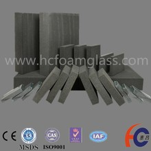 Polyisocyanurate insulation foam glass for many function
