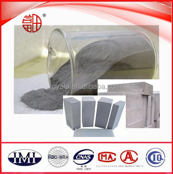 China Building Materials Aluminum Flake Powder for AAC Blocks