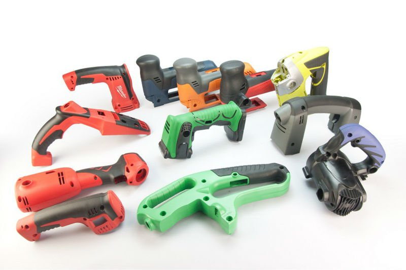 Plastic molding and injection - Power Tool