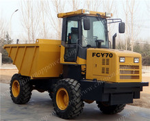 FCY70 7ton new dumper truck price hydraulic big dumper