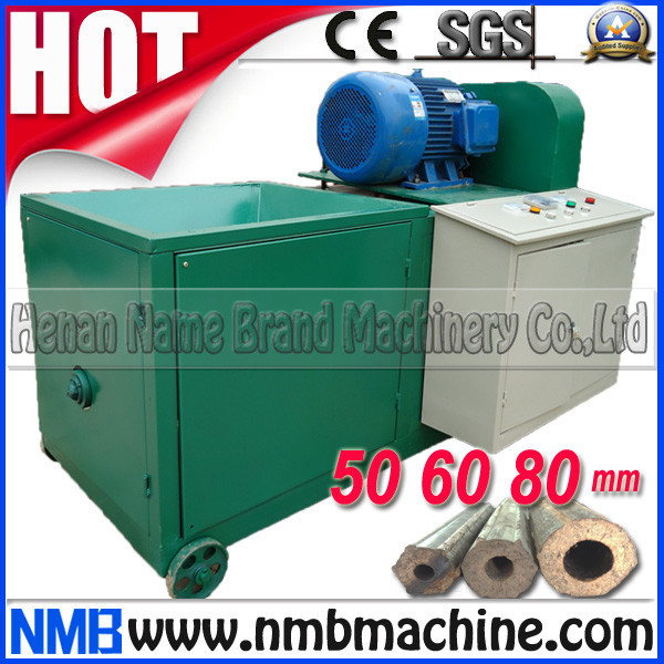 Newest design Small machine to make wood briquettes