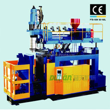 auto blow molding machine extrusion blow machine plastic jerry can storage tank making machine, for basketball equipment