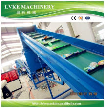 LVKE used and waste Plastic Bottle Flakes Washing Recycing Line