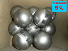 hollow steel ball for fence top