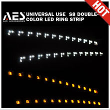 AES drl flexible auto LED lamp strip for car headlight