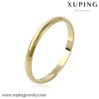 11423-xuping wholesale fashion jewelry 14k cheap simple saudi gold jewelry wedding ring