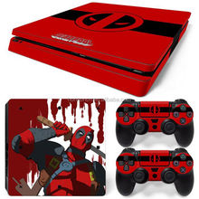 Beauty Products Vinyl Skin Decal Cover Full Skin Protective Skin Cover for PS4 /PS4 SLIM Console Sticker Console & Controller