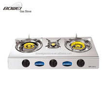 Universal Triple Burner Gas Stove Lighter