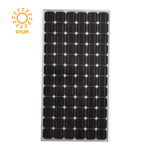 China 180w 190w 200w 205w 210w 12v 4bb PV tent UK Home a cost Chinese Energy System MONO Solar panel