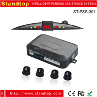 good quality with cheap price lcd car parking sensor system