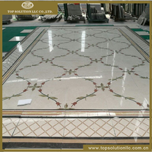 Natural stone marble floor design pictures, marble tiles flooring