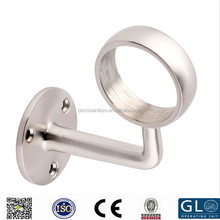 Wholesale Modern stainless steel handrail brackets for staircase / stainless steel handrail accessories and fittings
