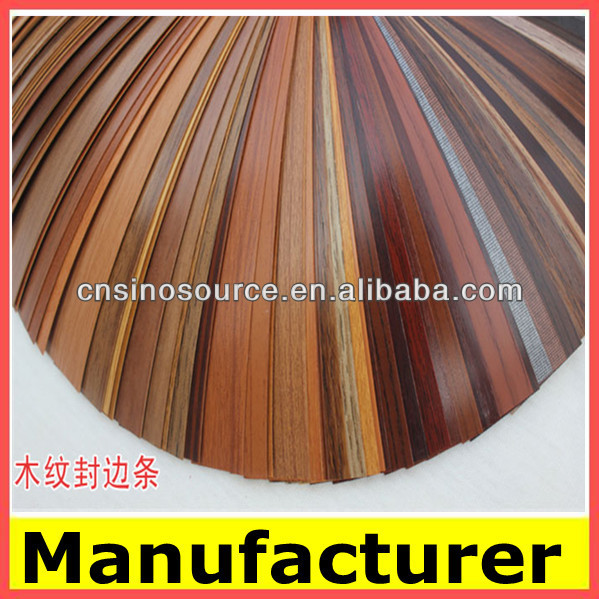 pvc solid edge banding strips for furniture