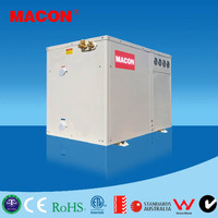 Ground Source and water to water DC Inverter Multi-function (Heating, Cooling, Hot Water) heat pump