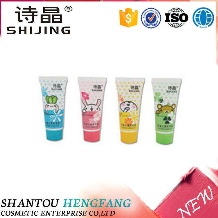 High quality hot sale worth buying multicolor hand cream