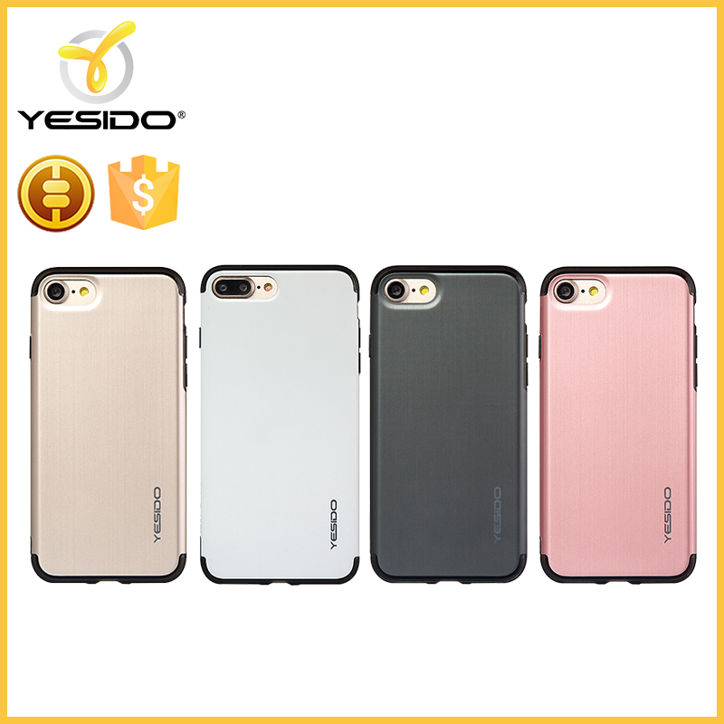 4 color Promotion wholesale price phone case for iphone 7 case soft transparent tpu