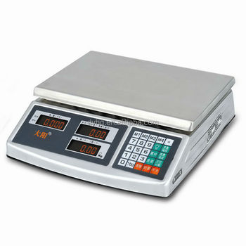 Electric price computing scale DY-7097