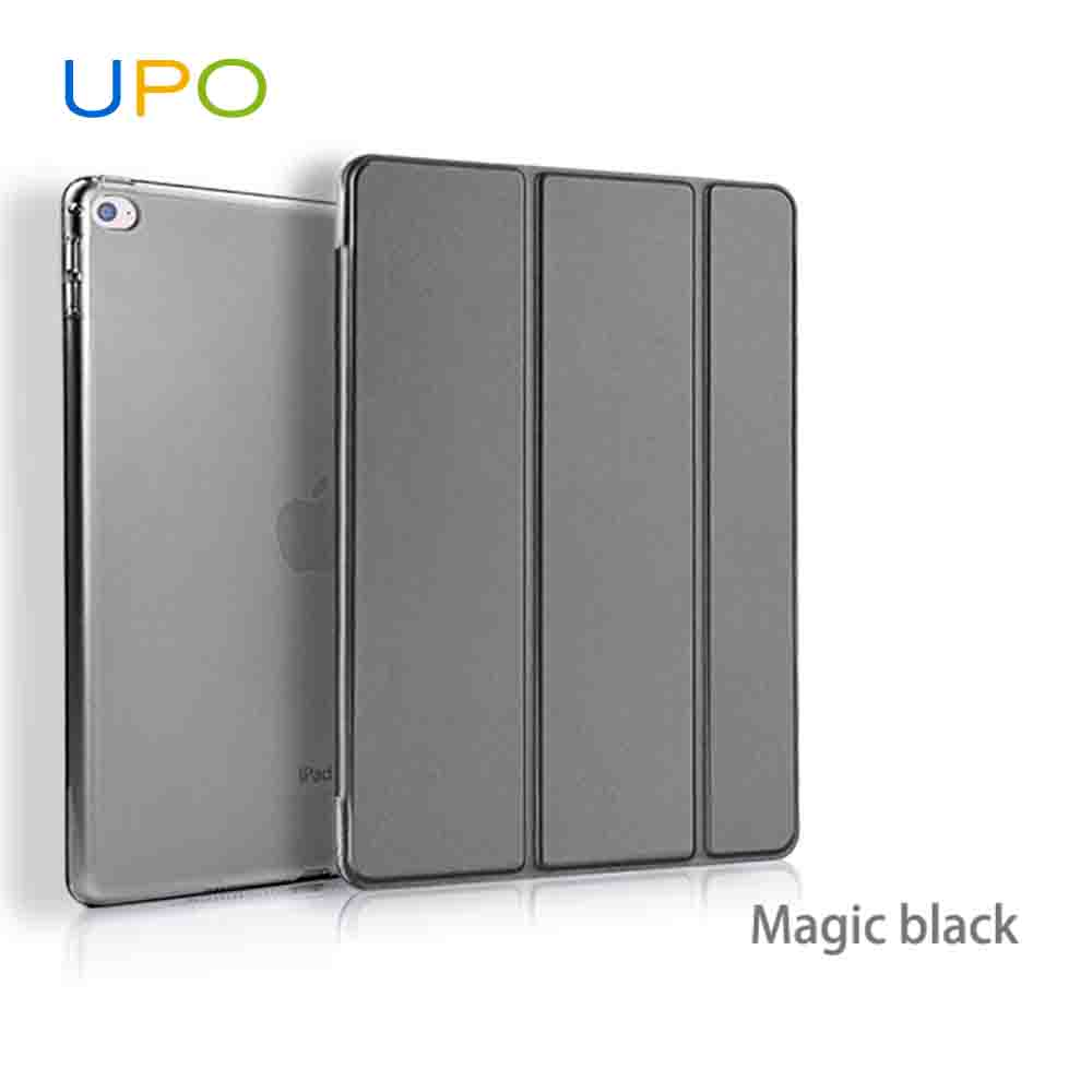 [UPO] Smart Drop resistant Ultra slim Deerskin Texture case for ipad mini/pro/air, leather case tablet cover for ipad mini 2/3/4