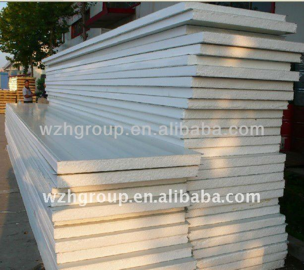 EPS Lightweight Partition Wall Panel for Movable Home