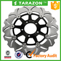 Hot sale Stamping stainless steel motorcycle brake disc for SUZUKI DL V STROM