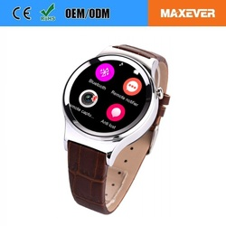 2016 New Product Fashion New Design Smart Watch Mobile Phone